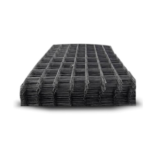 - ตะแกรงไวร์เมช   3.20 mm. 25x25 2.50 x 5 สีดำ
