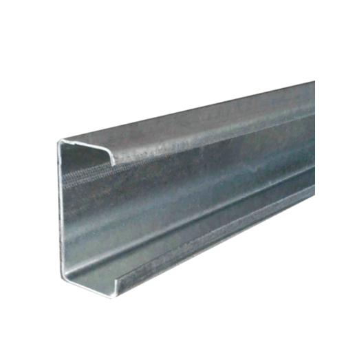 - เหล็กตัวซี กัลวาไนซ์    4 นิ้ว 1.2mm IP