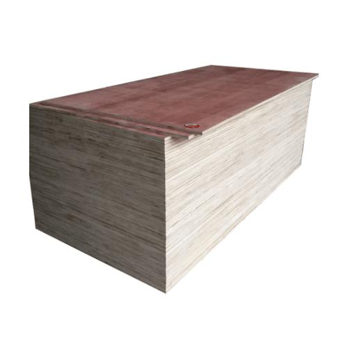 GREAT WOOD ไม้อัดยางเฟอร์นิเจอร์  หน้าแดง #10 120x240ซม.
