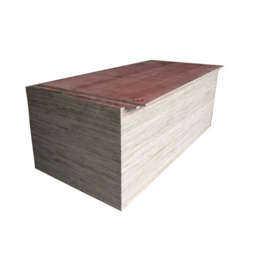 GREAT WOOD ไม้อัดยางเฟอร์นิเจอร์ หน้าแดง #15 (B) 120x240ซม.