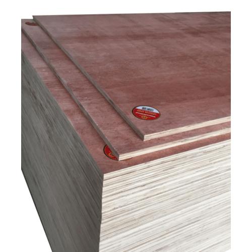 GREAT WOOD ไม้อัดยางเฟอร์นิเจอร์ หน้าแดง 15mm