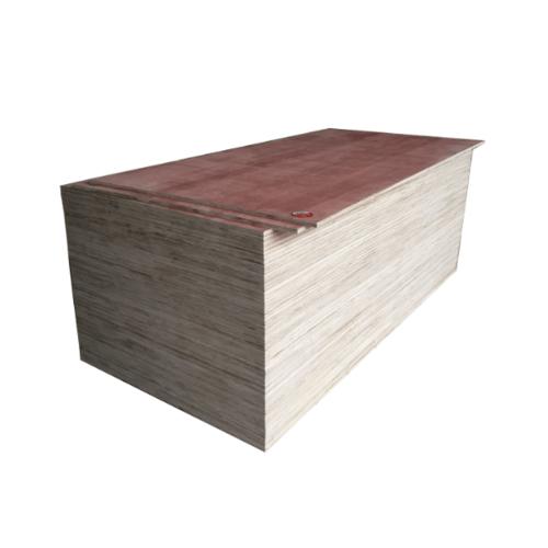 GREAT WOOD ไม้อัดยางเฟอร์นิเจอร์ หน้าแดง #15 120x240ซม.