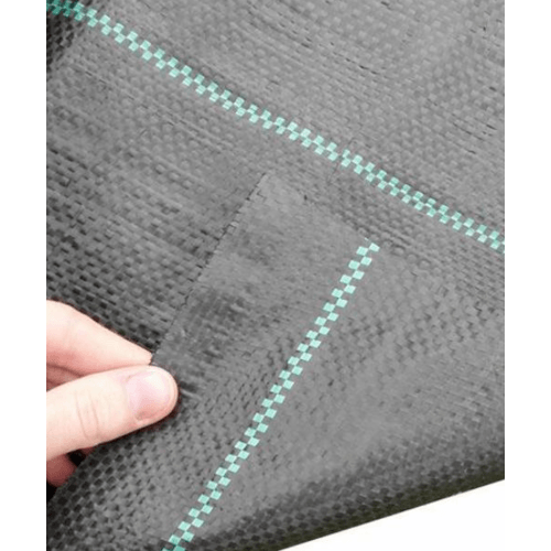 POLLO ผ้าพลาสติกคลุมวัชพืช ขนาด 0.9x10M LYWY002 สีดำ