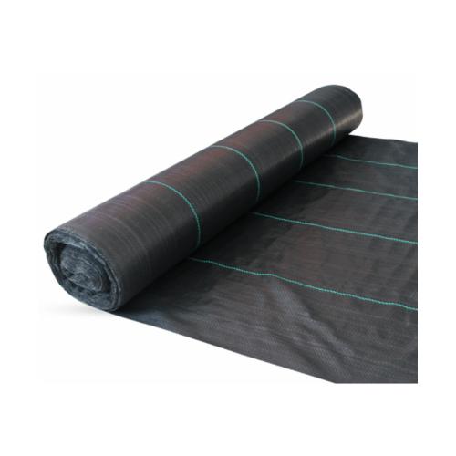 POLLO ผ้าพลาสติกคลุมวัชพืช ขนาด 0.9x20M  LYWY005 สีดำ