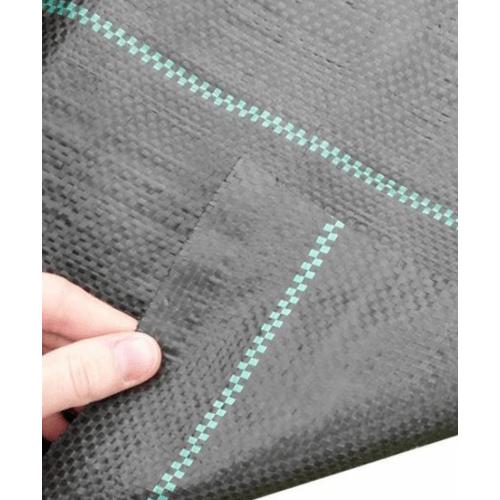 POLLO ผ้าพลาสติกคลุมวัชพืช ขนาด 0.9x5M  LYWY001  สีดำ