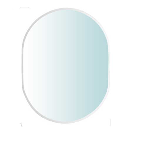 NICE กระจกเงาทรงรี ขนาด 45x60ซม. PQS-XS6045D