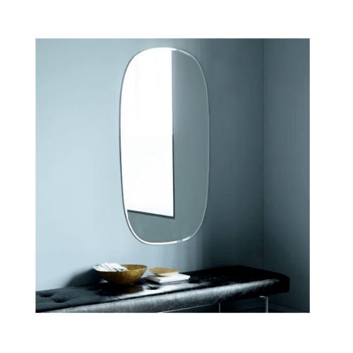 NICE กระจกเงาทรงรี ขนาด 60x80ซม. รุ่น PQS-XS6080B NICE PQS-XS6080B