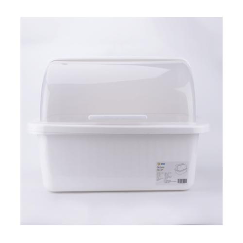 GOME ที่คว่ำจาน 43.50x57.50x43.00 ซม.  EDR013-WH สีขาว