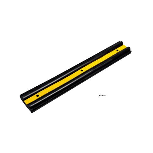 Protx ยางห้ามล้อ 100x16x5Cm. รุ่น PQS-OBC-248 สีดำ-เหลือง PROTX PQS-OBC-248
