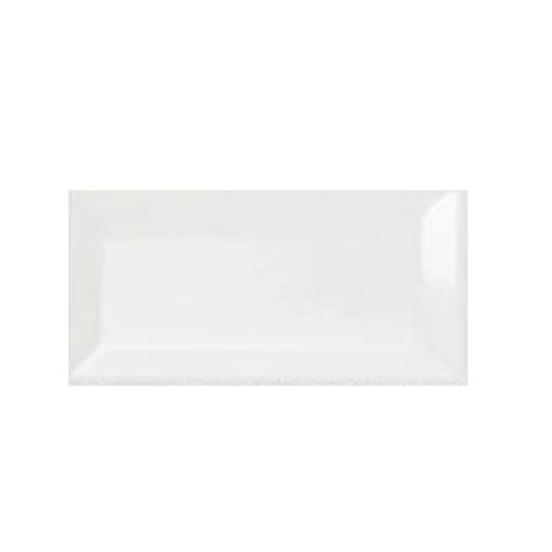 Marbella กระเบื้อง Subway 7.5x15cm  White Glossy สีขาว