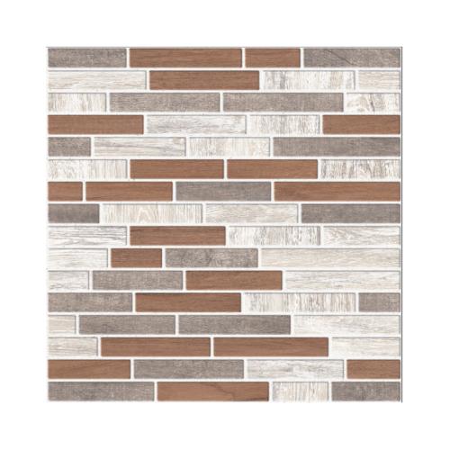 Marbella 12x12 สมอลวูด-เกรย์  SHQ3303 (17P) ขาว