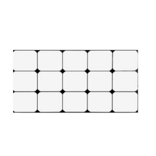 Marbella 30x60 กริซ-ไวท์  (8P) A.  LY-40 สีขาว