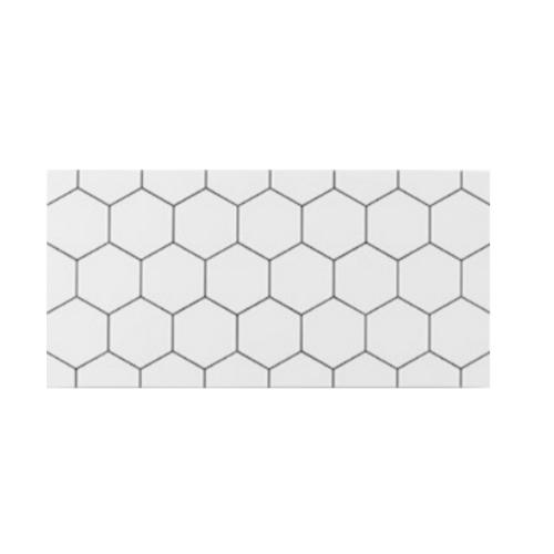 Marbella 30x60 เวกเตอร์-ไวท์  LY-53 (8P) A. สีขาว