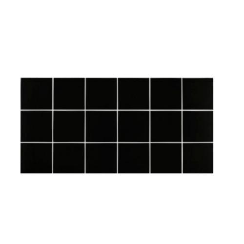 Marbella 30x60 คอตต้า-แบล็ค  (8P) A. LY-63 สีดำ