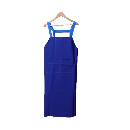Protx ผ้ากันเปื้อนPVC YJ-10 สีฟ้า