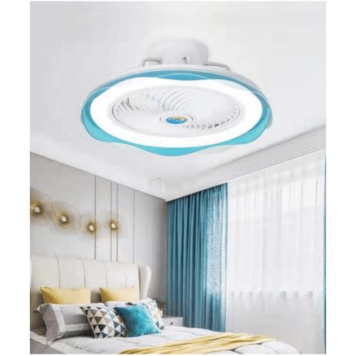 EILON โคมไฟพัดลมเพดาน  ZW-0027   สีขาว