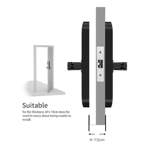 Luma Connect ที่ล็อคประตูดิจิตอล Wifi Smart Door Lock E202N-WT ขาว