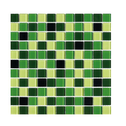 Marbella โมเสคแก้ว ไดรี่ G0302BL เขียว