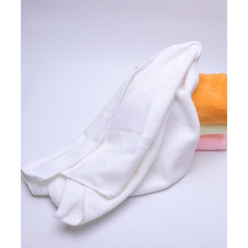 COZY ผ้าขนหนูไมโครไฟเบอร์ 30x70ซม.  BQ015-WH สีขาว