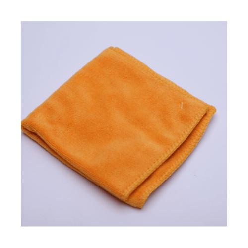 COZY ผ้าขนหนูไมโครไฟเบอร์ 30x30ซม. BQ014-OR สีส้ม