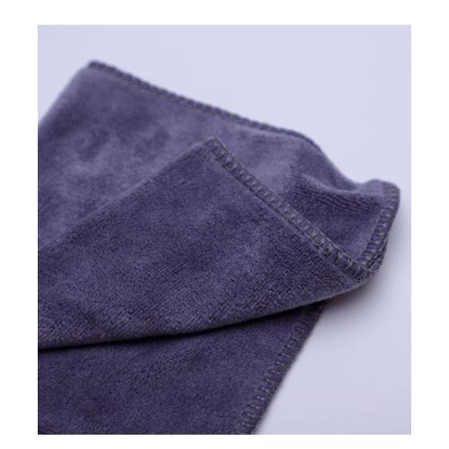 COZY ผ้าขนหนูไมโครไฟเบอร์ 30x30ซม. BQ014-GY สีเทา