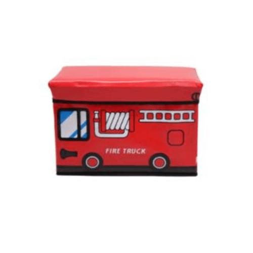 USUPSO กล่องเก็บของขนาดเล็ก BYU032 สีแดง
