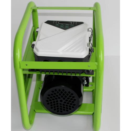 MIZUMA เครื่องสูบนํ้าโซล่าเซล  DCPM6-24-48-550 สีเขียว