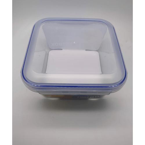 GOME กล่องถนอมอาหาร 3,300ML. ขนาด 22.3x22.3x11.7 ซม. EL017
