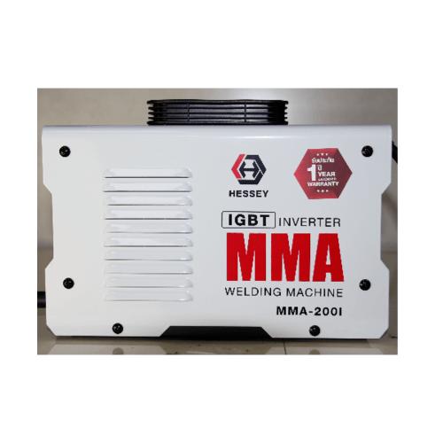 Hessey ตู้เชื่อม INVERTER MMA-200I สีขาว