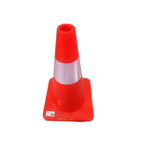 Pro-tx กรวยจราจร PVC ขนาด 450 mm DTA45 สีส้ม