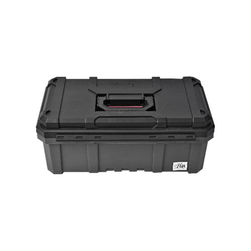HUMMER กล่องเครื่องมือพลาสติก 19นิ้ว GLB320380 สีดำ