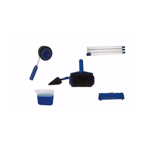 HUMMER แปรงทาสีอัจฉริยะ (ชุด 6 ชิ้น) KX002  สีฟ้าเข้ม