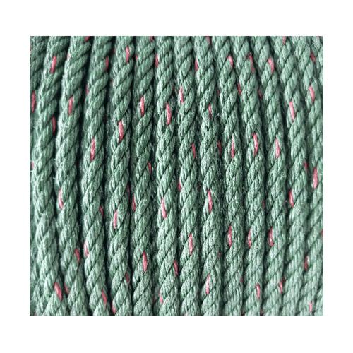 HUMMER เชือกไนล่อน สีขี้ม้า 4 มม.  (กิโลกรัม) NLR-01G สีเขียว