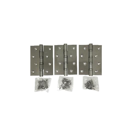 BIG ROW บานพับสเตนเลส 4X3X2 แกนเล็ก แพ๊ค3 SSH11-3