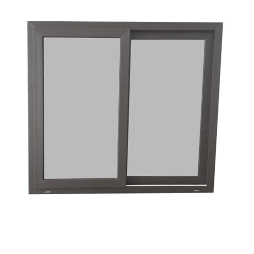Wellingtan หน้าต่างบานเลื่อน 2 TONE  120x110cm (กxส)  GYW1001 ขาว-เทา