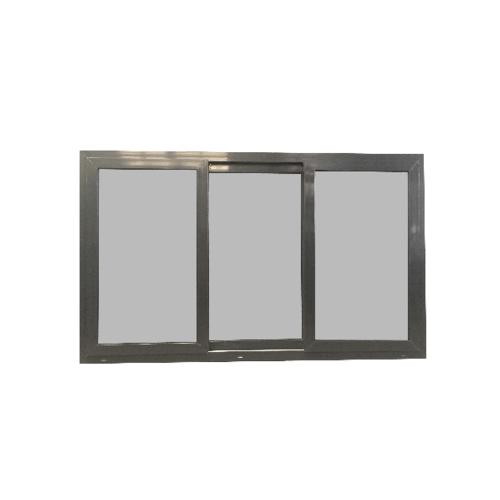 Wellingtan หน้าต่างบานเลื่อน 2 TONE 3 บาน 180x110cm (กxส)  GYW2001 ขาว-เทา