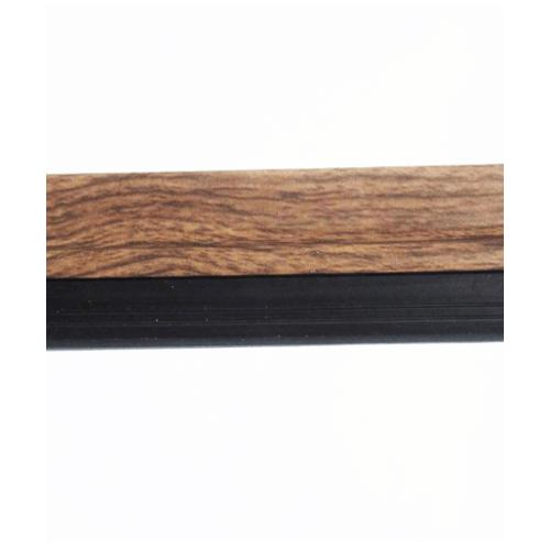 BIGROW เส้นกันแมลง PVC แถบยาง  6201 80cm. ลายไม้