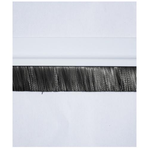 BIGROW เส้นกันแมลง PVC แถบขนแปรง  6101 80cm. สีขาว