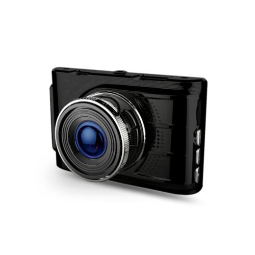 EVISION กล้องติดรถยนต์ (กล้องหน้า) CD-030 (3 นิ้ว) ขนาด 8.45x5.48x3.60 ซม.  สีดำ