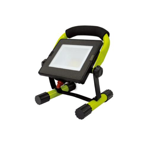 LUCECO ไฟ LED Worklight พกพา EFLDW20B50-GH สีเขียว