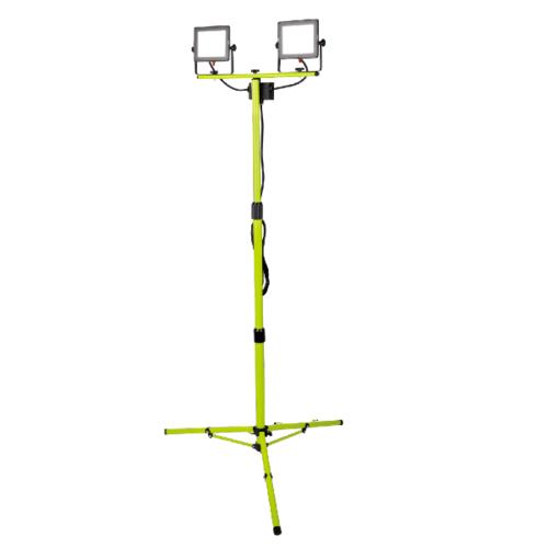 LUCECO ไฟ LED Worklight พกพา  EFLDTT20B50-GH สีเขียว