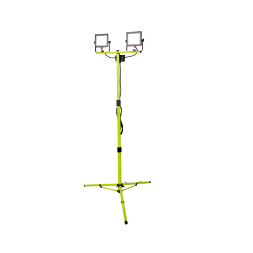 LUCECO ไฟ LED Worklight พกพา EFLDTT10B50-GH สีเขียว
