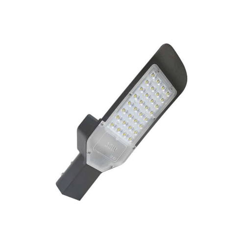 G-LAMP โคมถนน LED 30W แสงขาว -