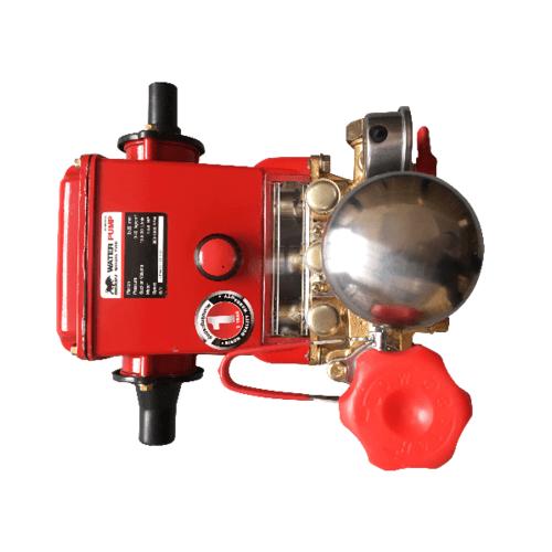BISON เครื่องพ่นยา 3/4 นิ้ว รุ่น HPW-22A สีแดง