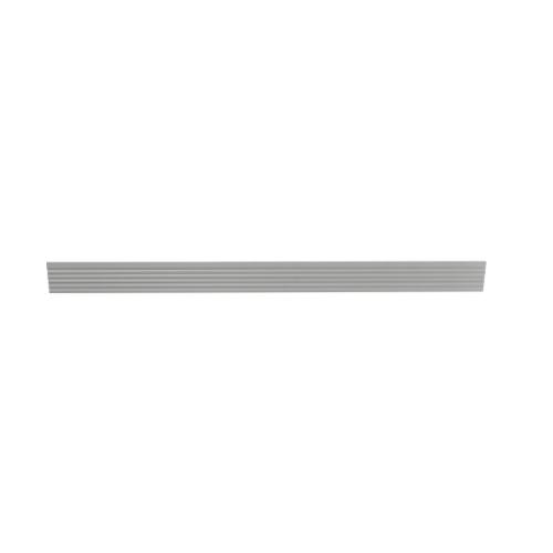 MAC  จมูกบันได PVC ขนาด 45/2.5m SN-45-GY สีเทา