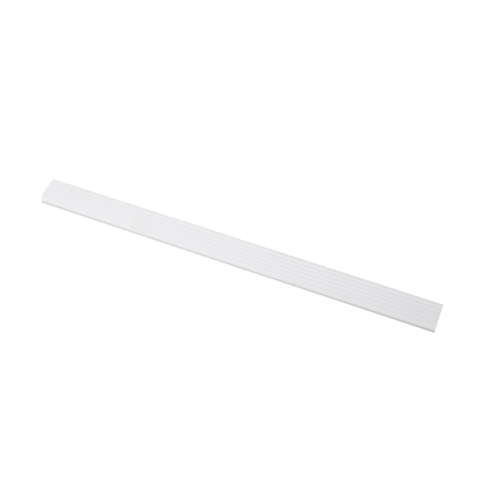 MAC  จมูกบันได PVC ขนาด 45/2.5m SN-45-WH สีขาว