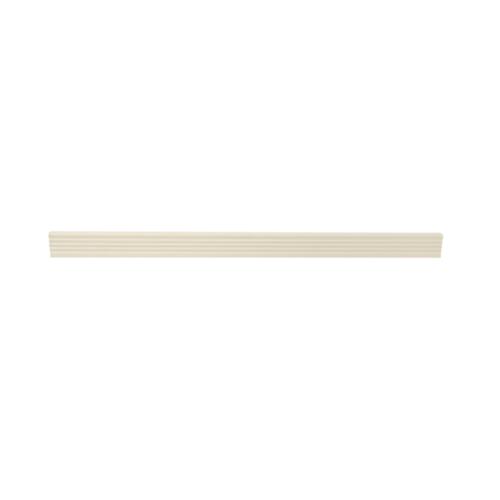 MAC  จมูกบันได PVC ขนาด 38/2.5m   SN-38-BE  สีเบจ