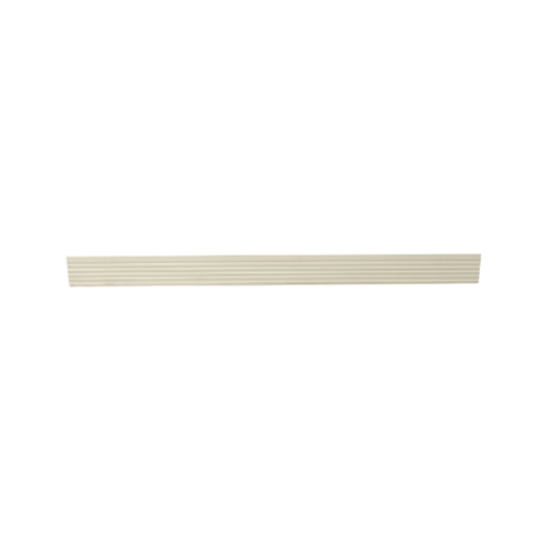 MAC  จมูกบันได PVC ขนาด 45/2.5m SN-45-BE  สีเบจ