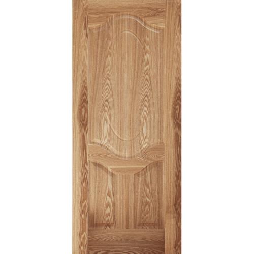 HOLZTUR ประตูปิดผิววีเนียร์ไม้เรดโอ๊ค ขนาด 80x200ซม. ENR-003-2