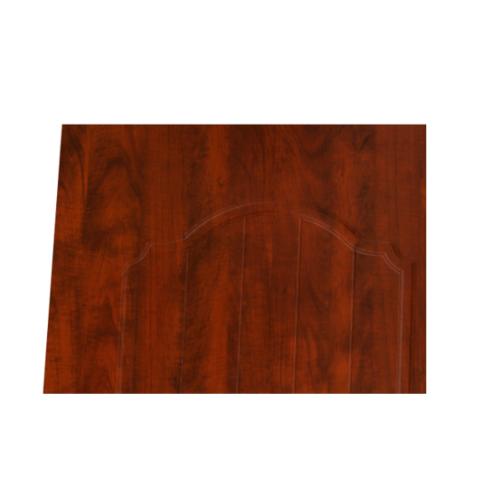 HOLZTUR ประตูปิดผิวพีวีซี บานทึบลูกฟัก ขนาด 80x200ซม. PVC-P18-1 APPLE WOOD